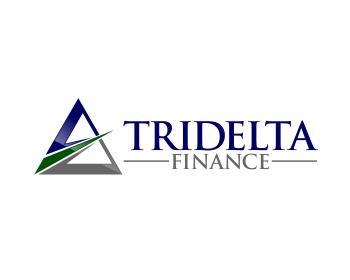 Logo design for Tridelta Finance