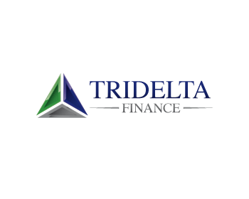 Tridelta Finance logo design