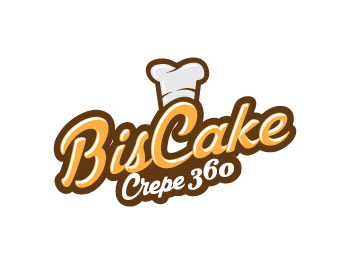 Logo design for BisCake