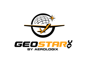 Logo design for AeroLogix - GeoStar UAV