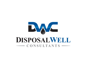 Disposal Well Consultants logo design