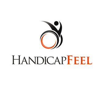 Handicap Feel logo design