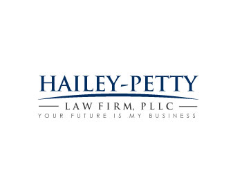 Logo design for Hailey-Petty Law Firm, PLLC