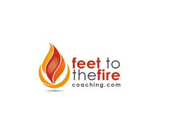 Feet To The Fire Coaching logo design