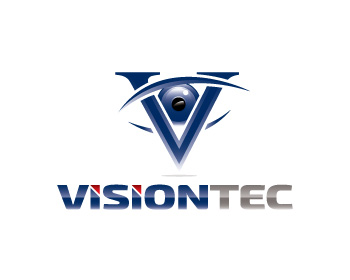 Logo design for VisionTec