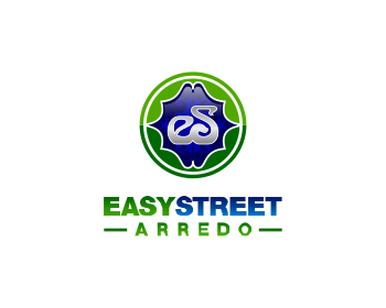 EASY STREET logo design