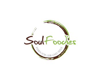 Logo design for soul foodies