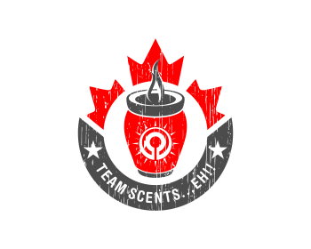 Team Scents...Eh!! logo design
