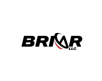 BRIAR LLC logo design