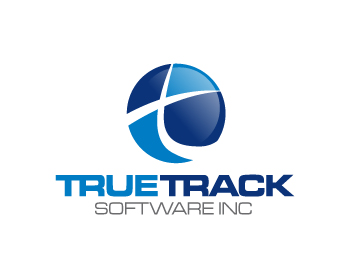 Logo design for TrueTrack Software Inc