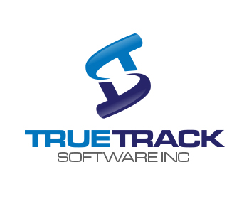 TrueTrack Software Inc logo design