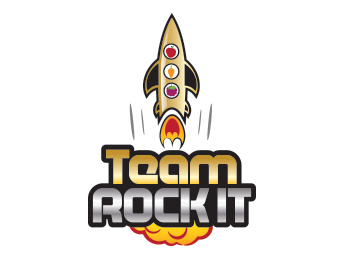 Team ROCK IT logo design