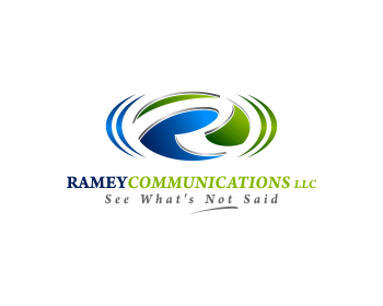 Ramey Communications LLC logo design