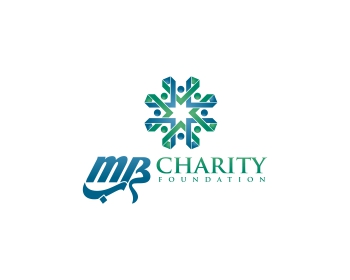 Logo design for MB Charity Foundation