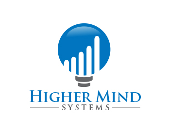 Higher Mind Systems logo design