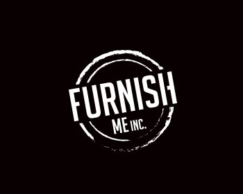 Furnish Me Inc logo design