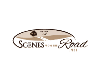 Scenes From The Road logo design