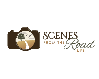 Logo design for Scenes From The Road