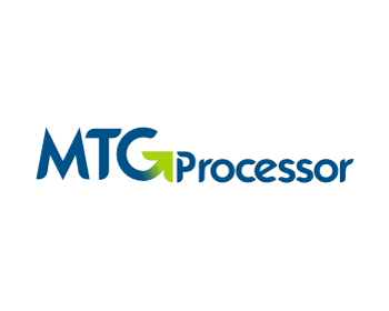 MTG Processor logo design