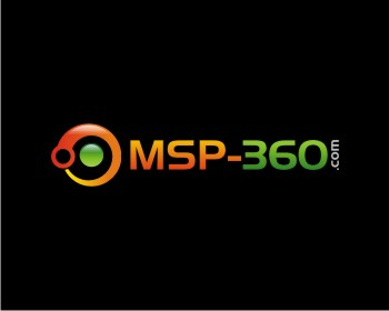 MSP-360.com logo design