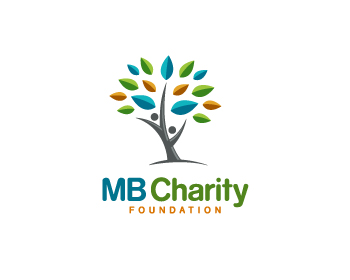 MB Charity Group logo design