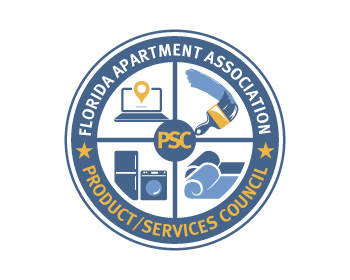 Logo Florida Apartment Association Product/Services Council