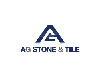 A G Stone Amp Tile Logo Design Contest Logo Designs By Immo0