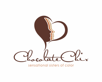 Chocolate Chix logo design