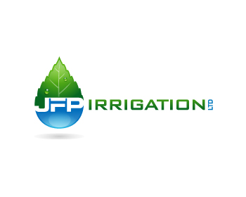 JFP IRRIGATION LTD logo design