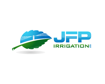 Logo design entry number 34 by immo0 jfp irrigation ltd - Logo lavage machine ...