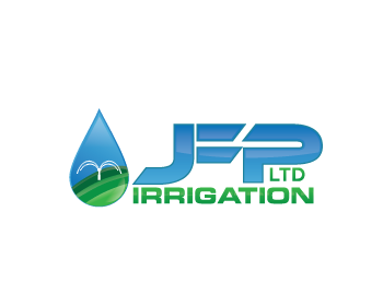 Jfp irrigation ltd logo design contest logo arena - Logo lavage machine ...
