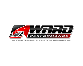 4Ward-Performance logo design