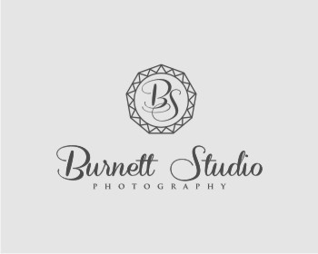 Burnett Studio logo design