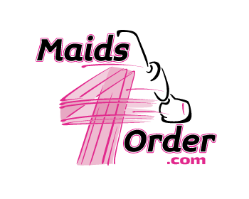 Maids for Order logo design