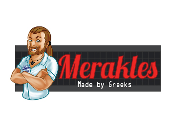 Logo design for Merakles
