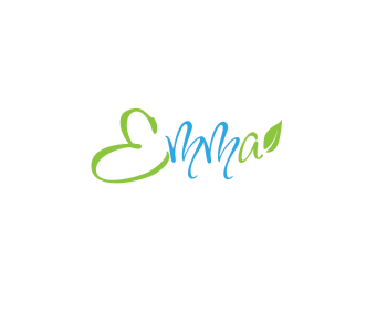 Logo design for emma