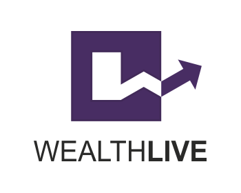 WealthLive logo design