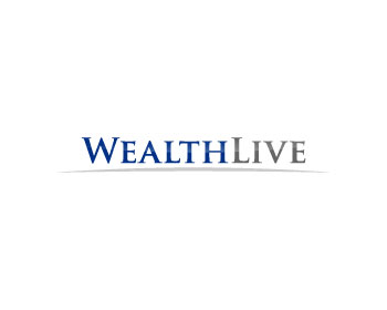 Logo design for WealthLive
