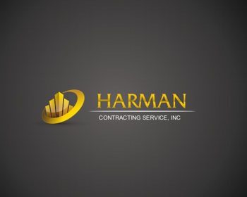 Harman Contracting Services, Inc logo design