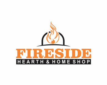 Fireside Hearth And Home Shop Logo Design Contest Logo Arena