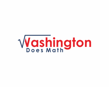 Washington Does Math logo design