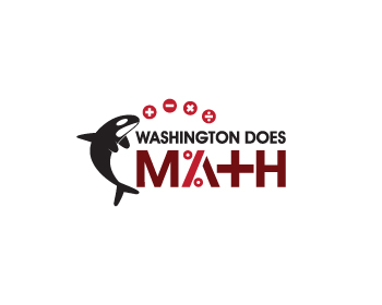 Logo Washington Does Math