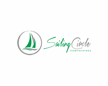 Sailing Circle logo design
