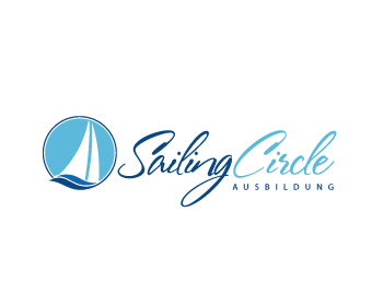 Logo design for Sailing Circle
