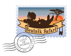 Beatnik Safari logo design