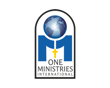 One Ministries International logo design