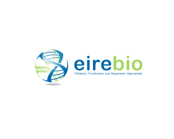 EireBio logo design