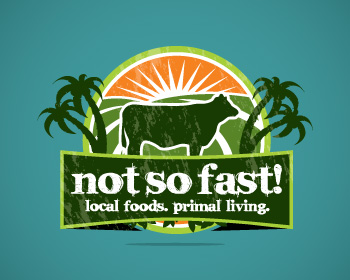 Logo design for Not So Fast!