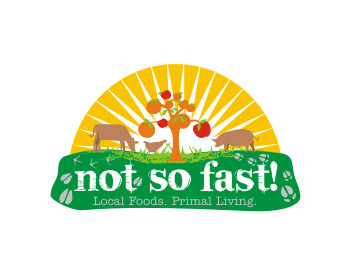 Not So Fast! logo design