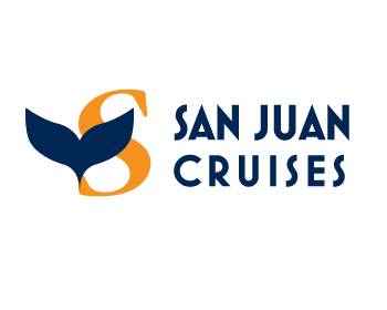 Logo design for San Juan Cruises